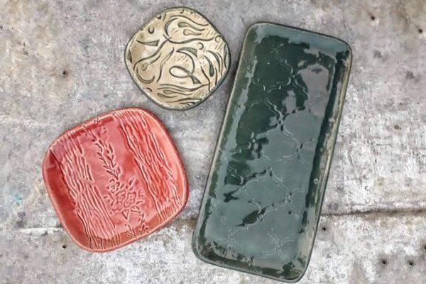 Hogy kerül a festőhenger a tányérba?