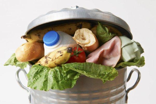 Élelmiszerpazarlás: 4 ember helyett 5 is jóllakhatna, ha nem dobnánk ki ételt