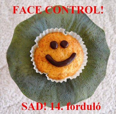 SAD! 14. forduló – Face control!