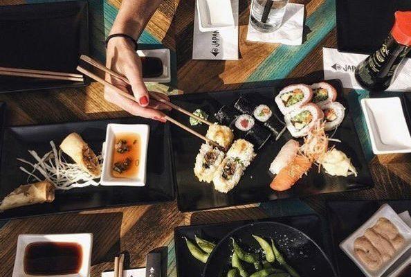Japanika – étteremteszt