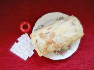 Balesetes torta
