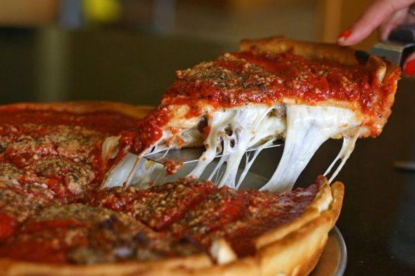 Mi az a deep dish pizza?
