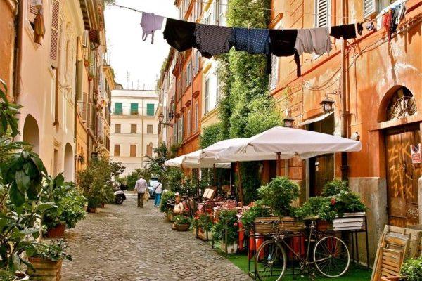 Erre számíts egy igazi olasz étteremben