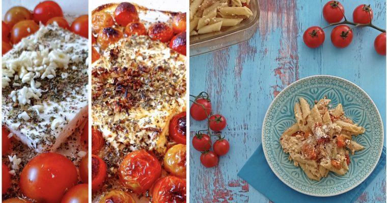 Feta pasta – ez az étel most az internet sztárja