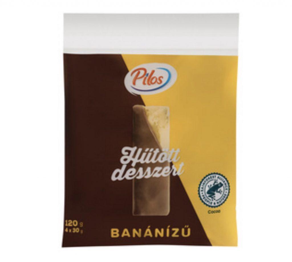 Olcso de jo elelmiszerek Lidl Pilos hutott szelet bananizu