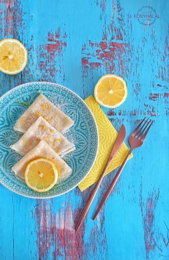 citromos palacsinta
